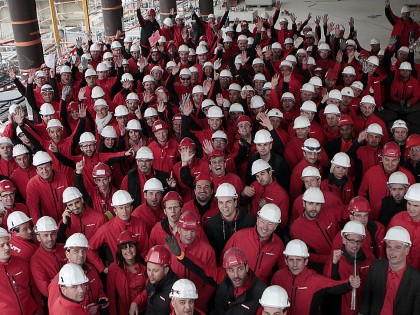 HILTI France : Convention des managers de vente