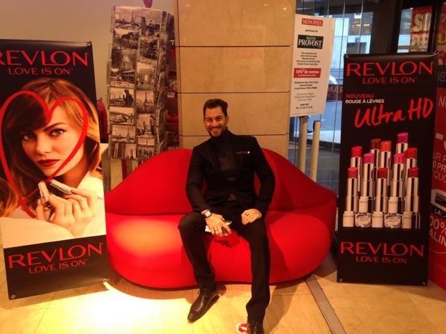 REVLON Ultra HD