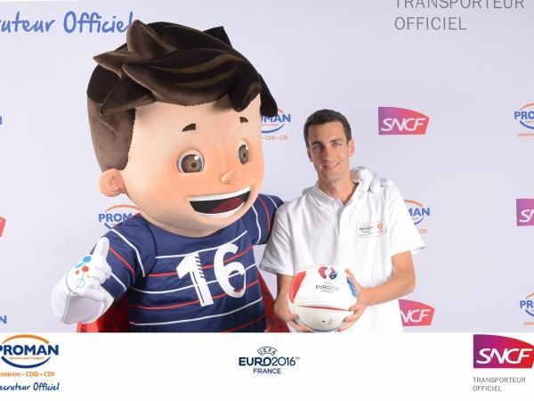 PROMAN : Photocall EURO 2016