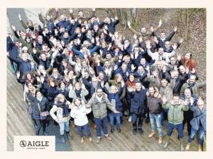 AIGLE : Convention des cadres