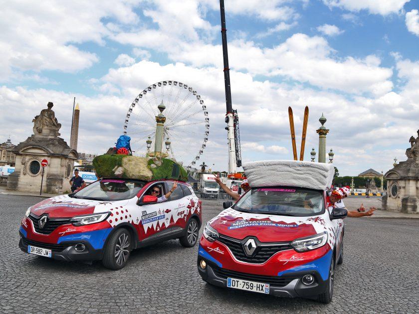 ESF : caravane Tour de France