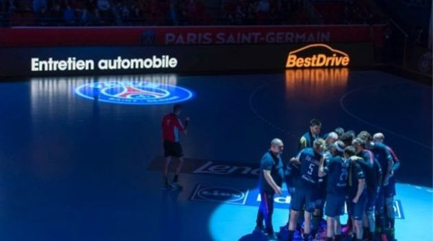 BESTDRIVE : Activation partenariat PSG Handball