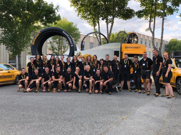 CONTINENTAL : Tour de France 2019